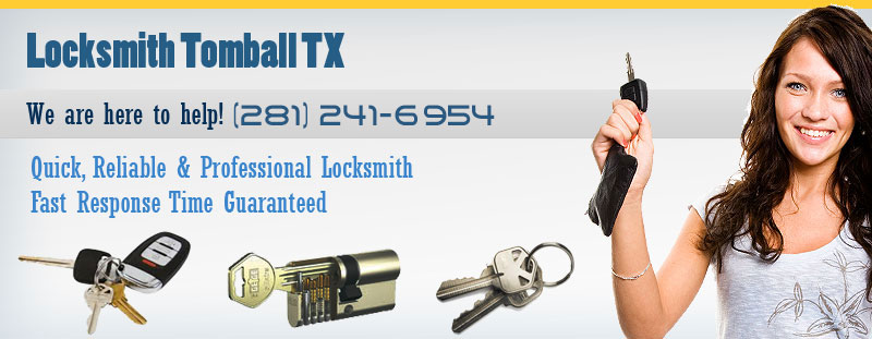 Locksmith Tomball  Banner